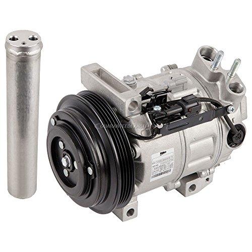 Infiniti A/c Compressor - Genuine OEM New AC Compressor & Clutch With A/C Drier For Infiniti M35 - BuyAutoParts 60-86644R4 New