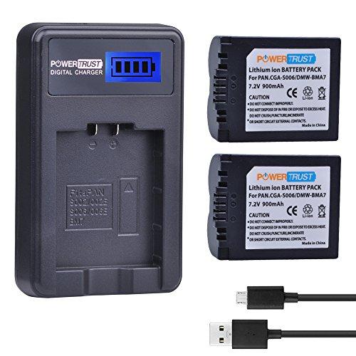 Panasonic Camera Battery Cgr S006A - 9