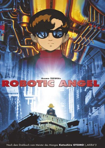 Robotic Angel Film