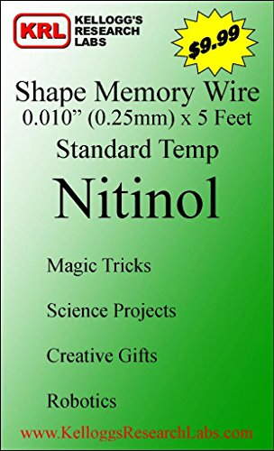 Most bought Nitinol Industrial Wire