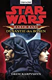 Book Cover for Star Wars (TM) Darth Bane 3. Dynastie des Bösen