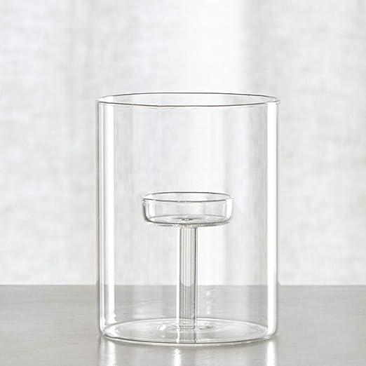 Candelabro de Cristal Centros de Mesa de Cristal para Bodas ...