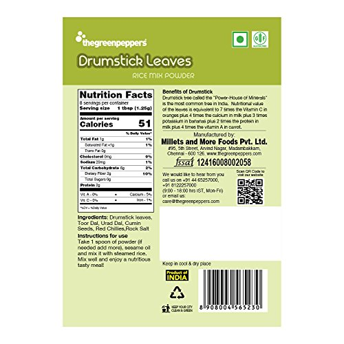 Drumstick Leaves Mix Buy Online In Uae Grocery