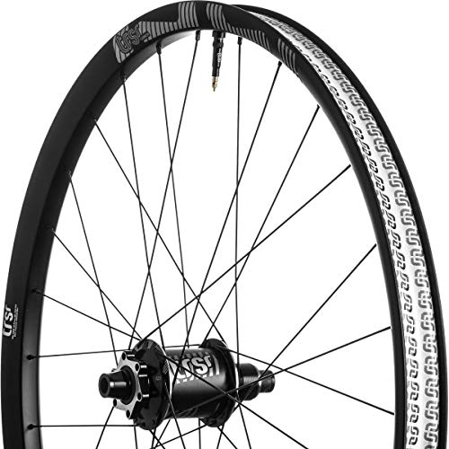 ethirteen Components TRS Race Carbon Boost Wheel - 27.5in Black/Rear, 12x148, SRAM XD