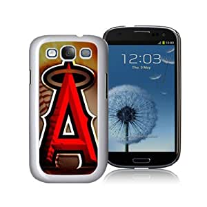 Hot MLB Los Angeles Angels of Anaheim Samsung Galaxy S3 I9300 Case Cover For MLB Fans