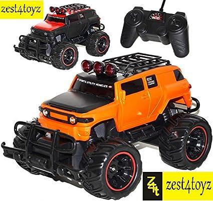 Buy Zest 4 Toyz Off Road 1 20 Hummer Monster Racing Car Online At
