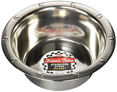 Ethical 2-Quart Stainless Steel Embossed Bowl