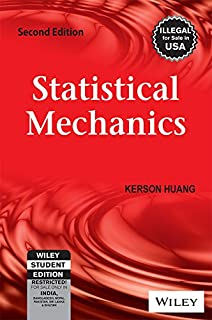 Amazon introduction to statistical physics 9780748409426 statistical mechanics statistical mechanics kerson huang fandeluxe Gallery