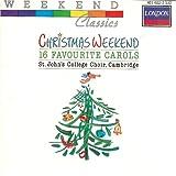 Christmas Weekend: 16 Favourite Carols