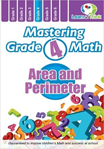 Mastering Grade 4 Math - Area and Perimeter