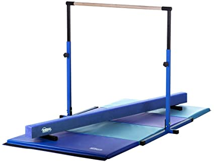 Amazon.com: Little Gimnasio – Blue Barra Horizontal ...