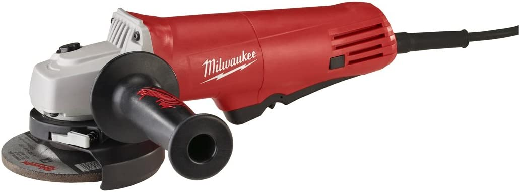 Milwaukee 6140-30 4-1 2 Small Angle Grinder