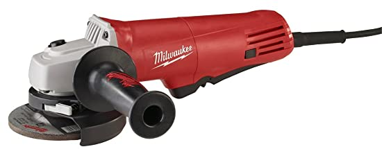 Milwaukee, 6140-30, Angle Grinder, 4-1 2 In.