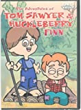 The Adventures Of Tom Sawyer & Huckleberry Finn [Slim Case]