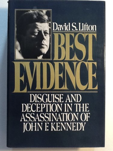 Best Evidence by David S. Lifton