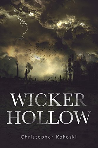 WICKER HOLLOW BOOK