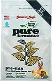 Cheap Grandma Lucy's Pureformance Grain-Free/Freeze-Dried Dog Food Pre-Mix 3 Pounds