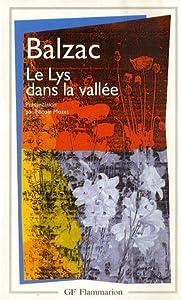 """Afficher """"Le Lys dans la vallée"""""""