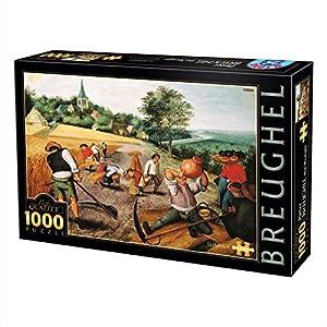 D Toys Puzzle 1000 Pcs 66947 Br 02 Uni