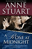 Front cover for the book A Rose at Midnight by Anne Stuart