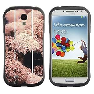 LASTONE PHONE CASE / Suave Silicona Caso Carcasa de Caucho Funda para Samsung Galaxy S4 I9500 / Coral Sea Life Nature Fish Diving Underwater