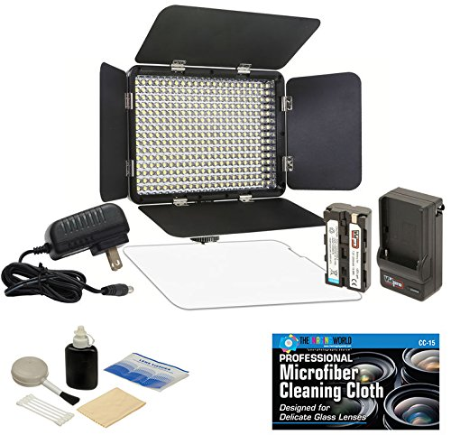 Professional Advanced 3200-5600K Continuous LED Video Light
