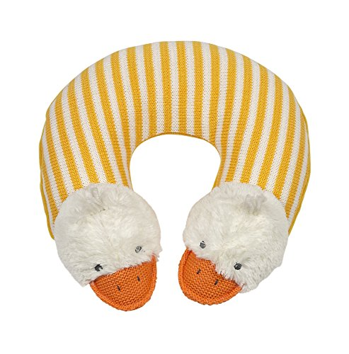 Maison Chic Travel Pillow, Quackers The Duck ()