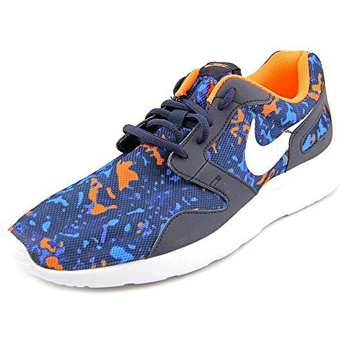 Nike Kaishi Men Shoes Print Grey Blue Orange 4vF7A