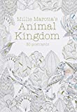Millie Marotta's Animal Kingdom (Postcard Book): 30 postcards (A Millie Marotta Adult Coloring Book)