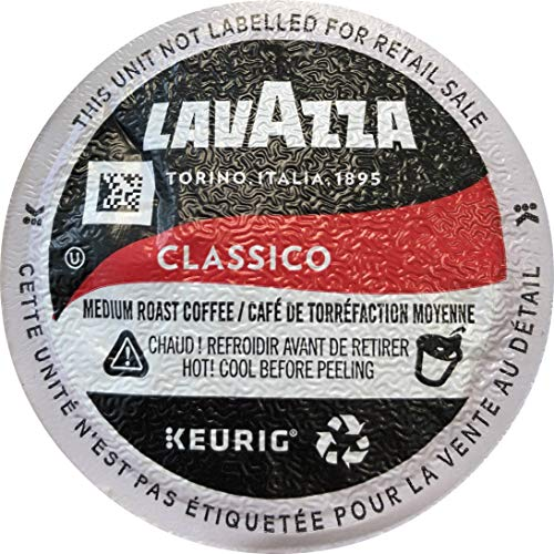 Lavazza K-Cup Portion Pack for Keurig Brewers, Classico, 24 Count ()