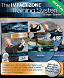 The Impact ZoneTM Golf Training System 4 DVD Set - Bobby Clampett