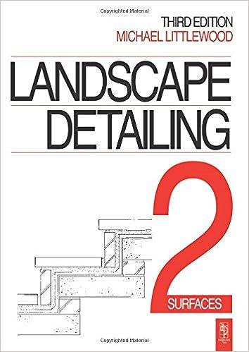 Landscape Detailing Volume 2, Third Edition: Surfaces