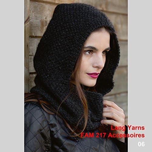 Lang Yarns para ni/ños Light 080 cordovan 50 G de lana