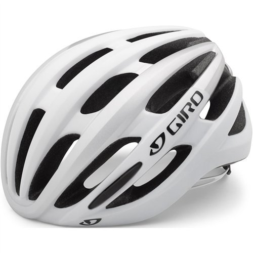 Giro Foray Helmet, Matte White/Silver, Medium