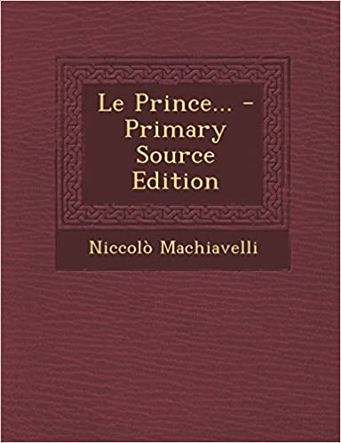Book Le Prince... (French Edition)