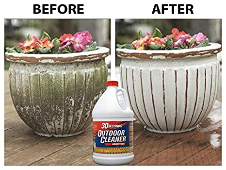 Amazon 30 SECONDS Outdoor Cleaner 1 Gallon Concentrate