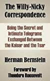 The Willy-Nicky Correspondence, Herman Bernstein, 1410210014