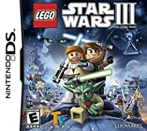 LUCAS ARTS ENTERTAINMENT 34261 LEGO STAR WARS III: THE CLONE WARS DS