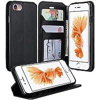Apple iPhone 7/7plus/6/6Plus/5/5S/SE Wallet Cases