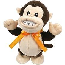 [Funny Punch Monkey Gian] mimic speak toy gift speak stuffed impersonator talking monkey monkey parrot imitation sound sensor words sound walk