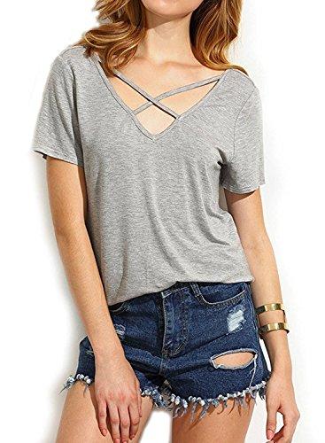 Cross Short Sleeve Shirt - 6