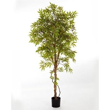 Artplants Erable Du Japon Artificiel En Pot 570 Feuilles Vert
