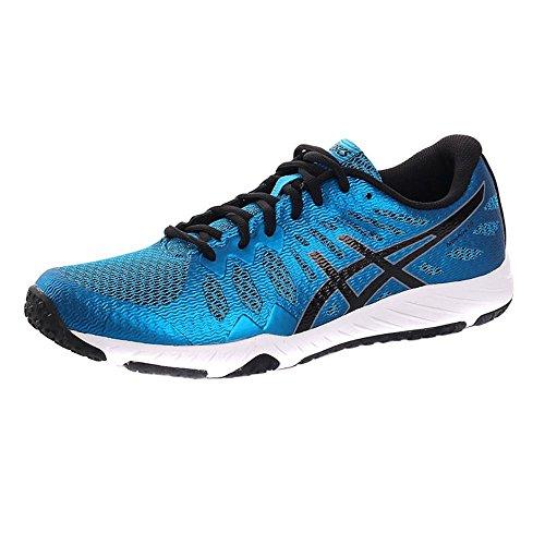 Asics - Nitrofuze TR chaussures de training pour hommes (bleu/noir) - EU 45 - US 11