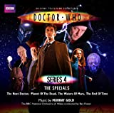 Doctor Who: Series 4-The Specials (Doctor Who Series 4 - The Specials )