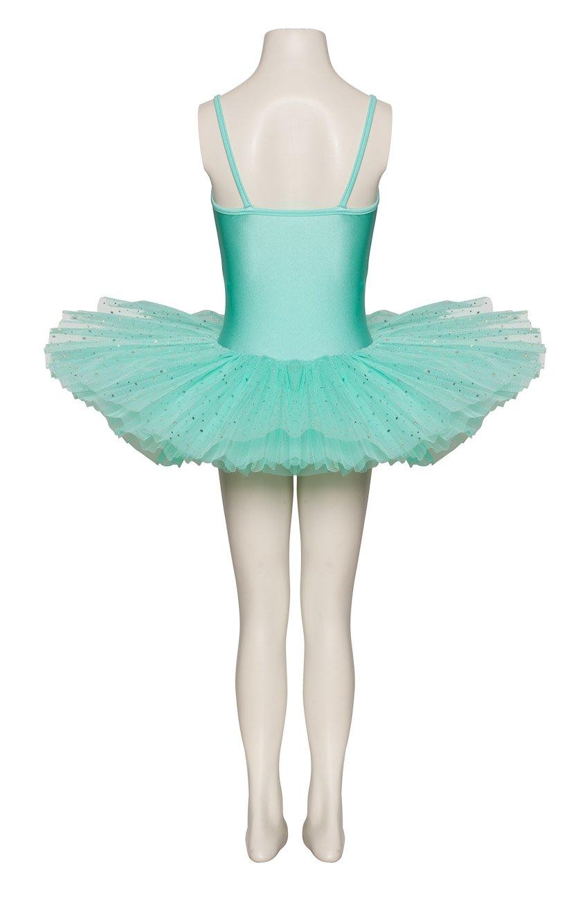 Black Sparkly Sequin Dance Halloween Fancy Dress Tutu Skirt Sizes By Katz