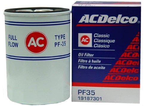 pf35 oil filter - 1