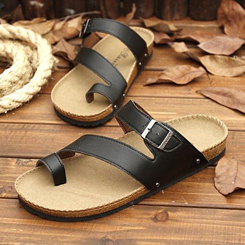 Sandalen Xing Herren Rutschfeste Männer Sandalen Schuhe Lin Clip Herren Strand Die Sommer Sandalen Hausschuhe Fuß RRw6Frx