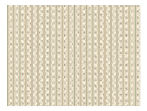 York Wallcoverings SA9148SMP Ashford Stripes Basketweave 8 X 10 Wallpaper Memo Sample