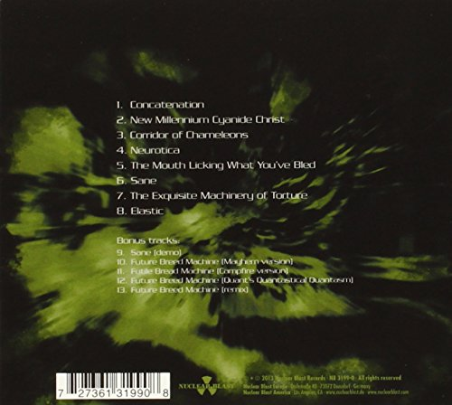Chaosphere limited digi re-issue
