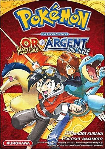 Aventure Grande Argent Et Or La Heartgold Pokémon qCE8WO